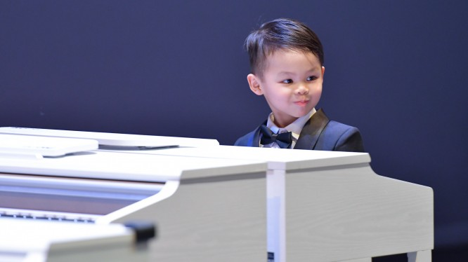 The One Superstar - Piano Performance